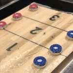 table shuffleboard scoring