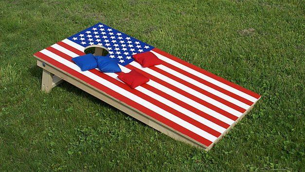 Cornhole Board USA