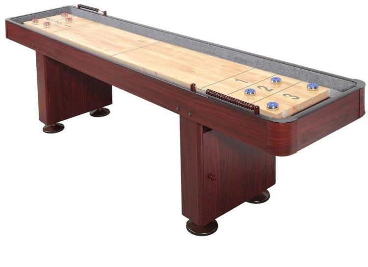 hathaway shuffleboard table