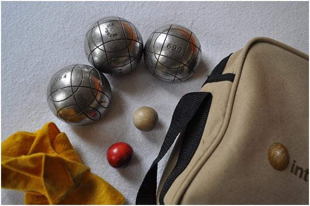 bocce ball bag
