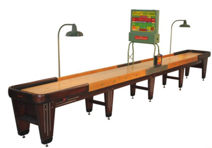 Awesome The Best Shuffleboard Table Brands Of 2019 Recreation Insider Home Interior And Landscaping Mentranervesignezvosmurscom