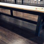 table-shuffleboard